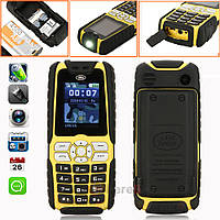 Противоударный телефон A8+ Land Rover, батарея 18000 mAh