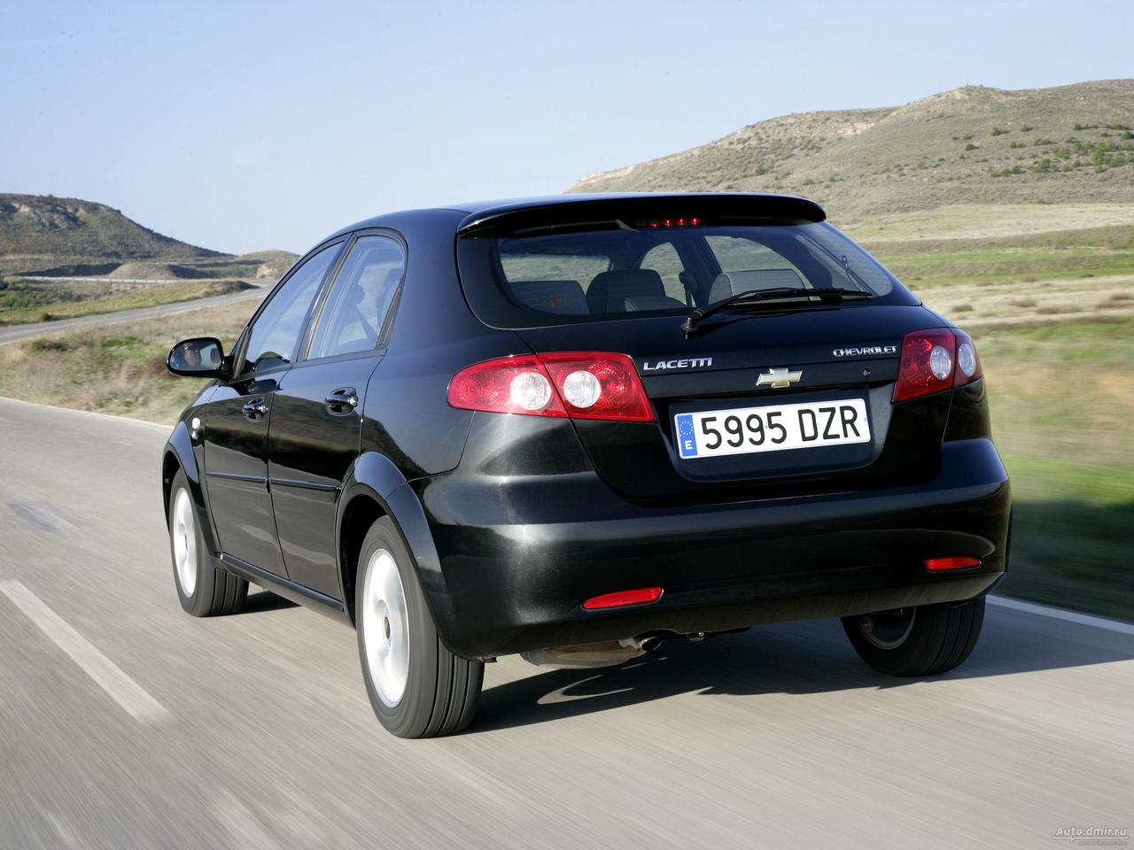Заднее стекло (ляда) Chevrolet Lacetti/Nubira (2003-2013), Комби