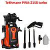 ✅ Мойка высокого давления Tekhmann PWA-2158 turbo