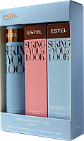 Набір-колекція ESTEL Spring is Your Look (шампунь+двуфазный спрей+міцелярний спрей)