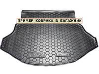 Полиуретановый коврик для багажника BMW X5 F15 c 2015-