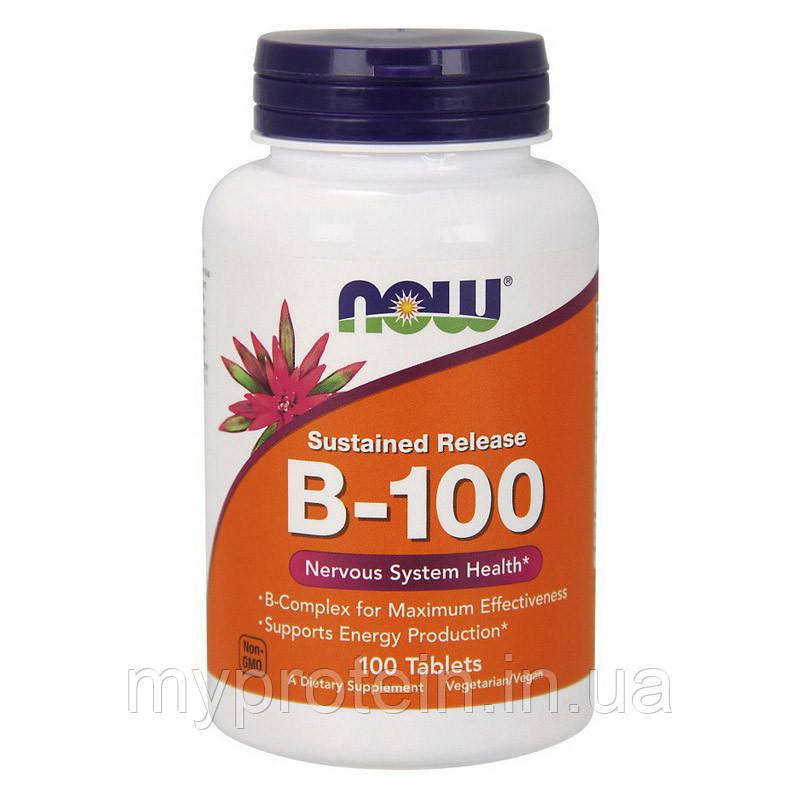 NOW Витамин Б B-1001 00 tabs