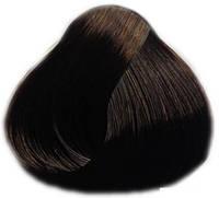 Стойкая краска-уход Estel De Luxe NDL4/7 шатен коричневый 60 мл, фото 1