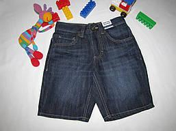 Шорты джинсовые Basic Editions рост 128 см черные 07168