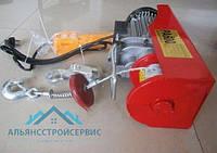 Электрическая таль РА 125/250 кг 12/6 метров