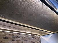 Подвесной потолок в стиле лофт