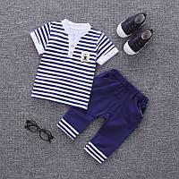 Модні літні комплекти для маленьких хлопчиків