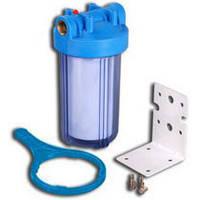 Магистральный фильтр HB 10 - C прозрачный BigBlue