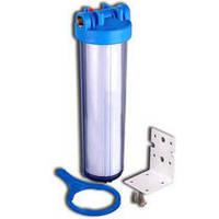 Магистральный фильтр HB 20-C прозрачный BigBlue
