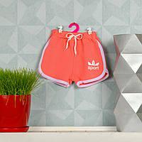 Детские шорты для девочки. Золото А439-2-3 S.