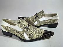 Туфли мужские 41 размер бренд JINGERTE, фото 2