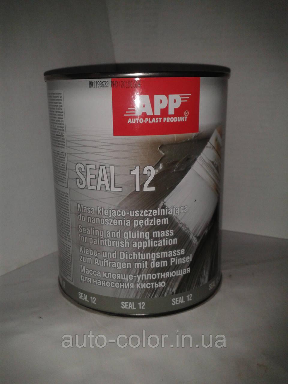 Клеяще-уплотняющая масса, наносимая кистью SEAL 12 APP 1кг