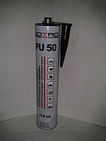 Полиуретановый герметик для швов SOTRO PU 50 черный 310мл