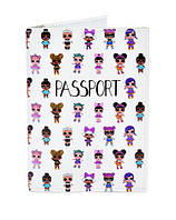 Обложки на паспорт LOL купить