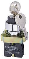Кнопка управления XB2-BG45 с ключом