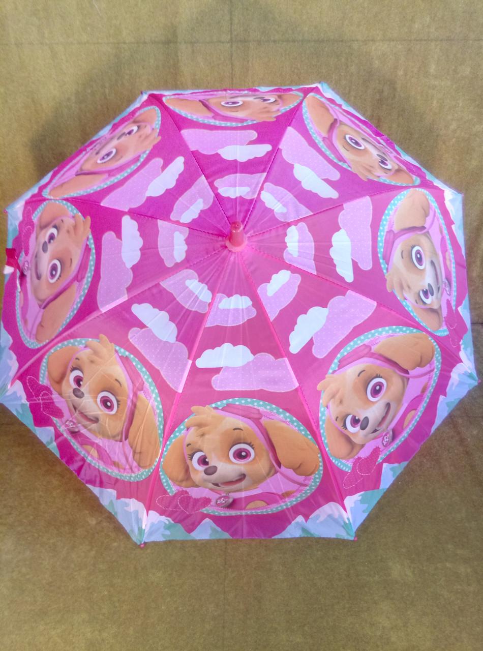 Зонт детский Щенячия патруль