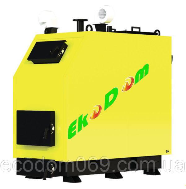 Универсальный котел на твердом топливе Kronas Prom 400 кВт