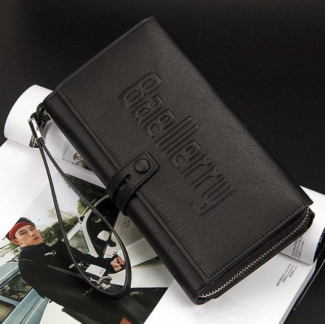 a80e86740402 мужской клатч кошелек Baellery продажа цена в харькове кошельки и