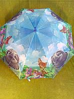 Зонт детский Зоотрополис, фото 1