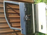 Дверь передняя левая Mazda Premacy 1998-2005г.в. черное