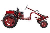 Производство американских мини-тракторов - в Украине