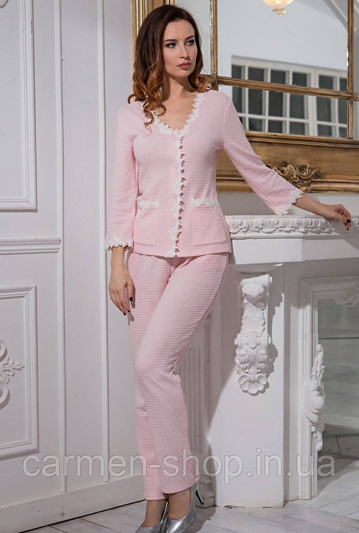 Комплект с брюками Mia-Diva 6366 Вивьен