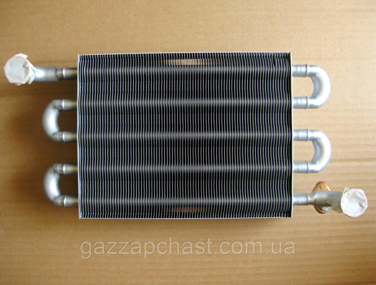 Теплообменник оригинальный Westen Pulsar D 24 F, Baxi Eco Home, Eco 4S (5700950)