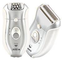Эпилятор Бритва  Rozia HB-6005 2в1