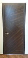 Межкомнатные двери итальянский шпон Илюзия, фото 1