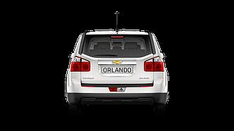 Заднее стекло (ляда) Chevrolet Orlando (2010-), Минивен, с местом под стоп-сигнал