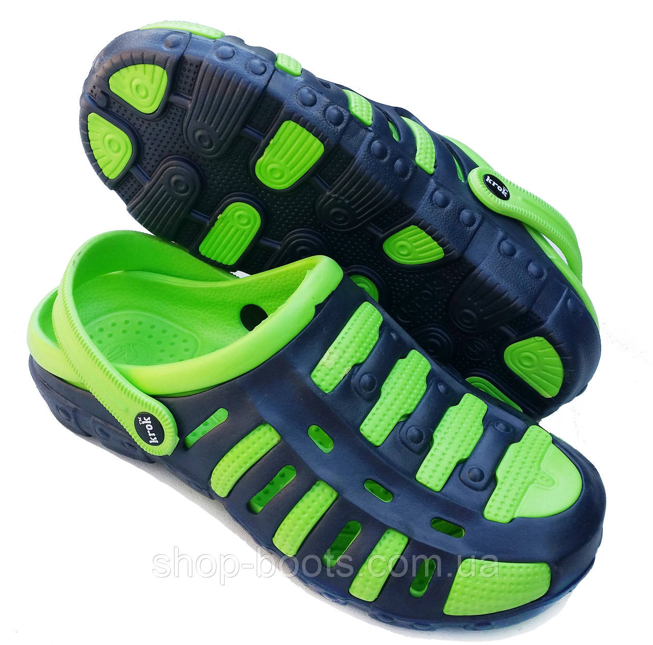 Подростковые кроксы оптом Крок. 36-41рр. Модель крок С57 подросток