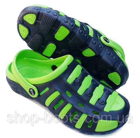 Подростковые кроксы оптом Крок. 36-41рр. Модель крок С57 подросток, фото 2