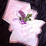 Крыжма с именем для девочки Ангел, фото 2