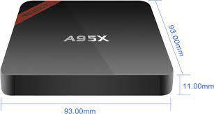 NexBox A95X S905X 2Gb/16Gb Android 6.0 TV Box  , фото 2