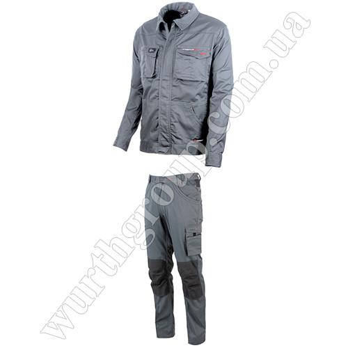 Комплект Modyf Stretchfit Grey Wurth