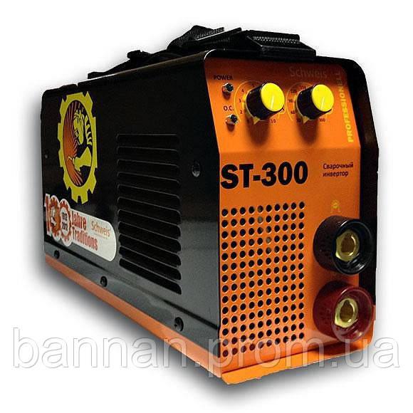 Инвертор сварочный  Schweis ST-300  картон