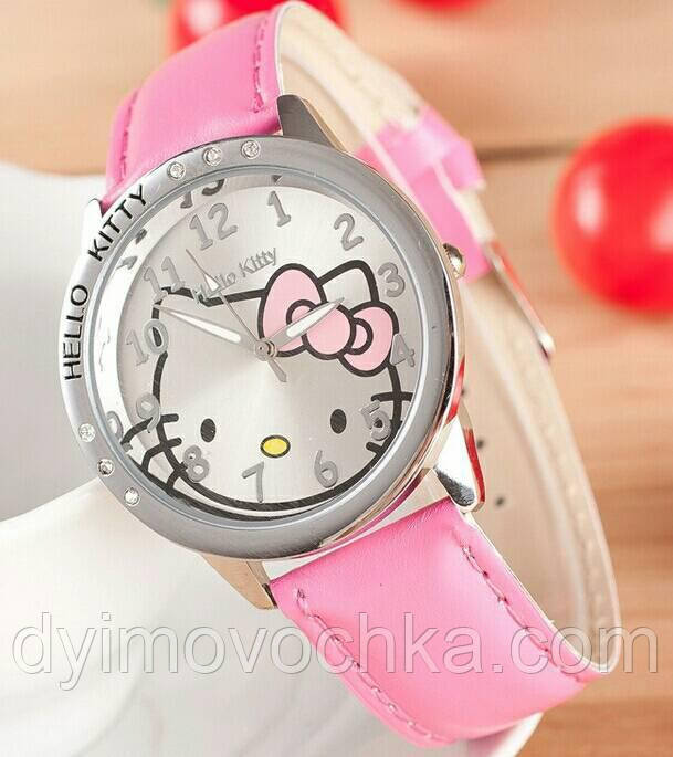 Детские наручные часы Hello Kitty 100-34 a895b1416fcbd