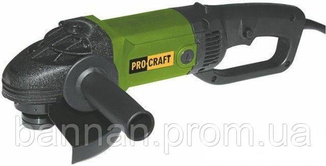 Болгарка ProCraft PW-2200, фото 2
