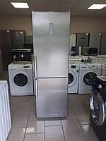 Холодильник нержавейка, фото 1