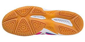 Женские кроссовки для зальных видов спорта Mizuno Cyclone Speed (W) v1gc1780 02, фото 2