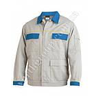 Комплект брюки и куртка светло-серые ПЭ+ХБ Wurth, фото 3