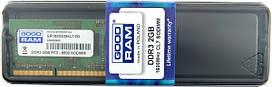 Оперативная память So-Dimm GoodRam DDR3 2GB 1600MHz (GR1600S364L11/2G)