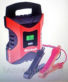 Зарядное устройство Einhell CC-BC 10 M , микропроц. контроль, 6/12 В, 3-200 А/ч