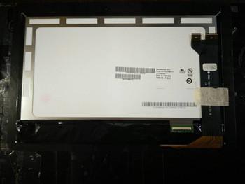 Дисплейний модуль для планшету Asus MeMO Pad 10 ME102A #B101EAN01.1/MCF-101-1856-01-FPC-V1.0 в зборі з тачскріном, білий