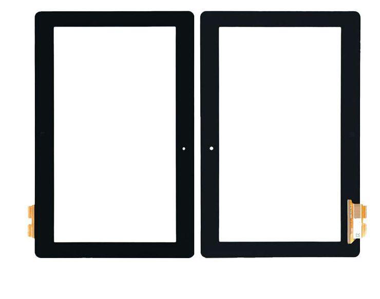 Сенсорний екран для планшету Asus VivoTab Smart 10 ME400C #JA-DA5268NB/5268N REV:2 FPC-2 тачскрін чорний