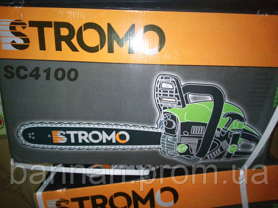 Бензопила Stromo SC 4100, фото 2