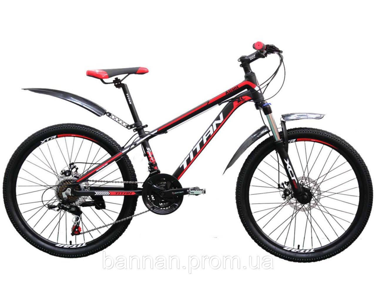 """Велосипед Titan Atlant (2019) (24"""") Рама-12"""""""