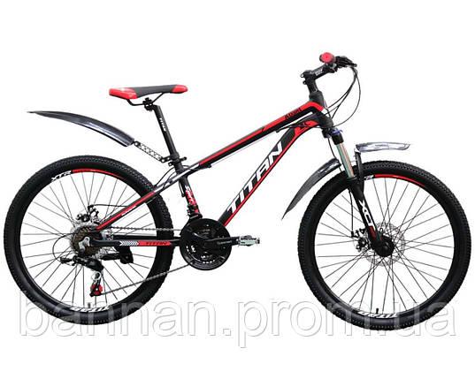 """Велосипед Titan Atlant (2019) (24"""") Рама-12"""", фото 2"""