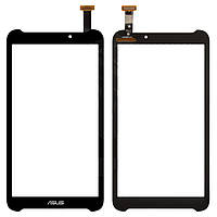 Сенсорний екран для планшету Asus FonePad Note 6 ME560CG, тачскрін чорний