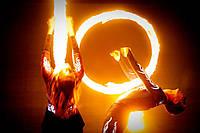 Файер-шоу (огненное шоу), 3 чел., фото 1